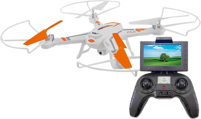 Teledirigido RC Quadcopter XciteRC - Rocket 260 3D FPV - Robot teledirigido con 4 Canales