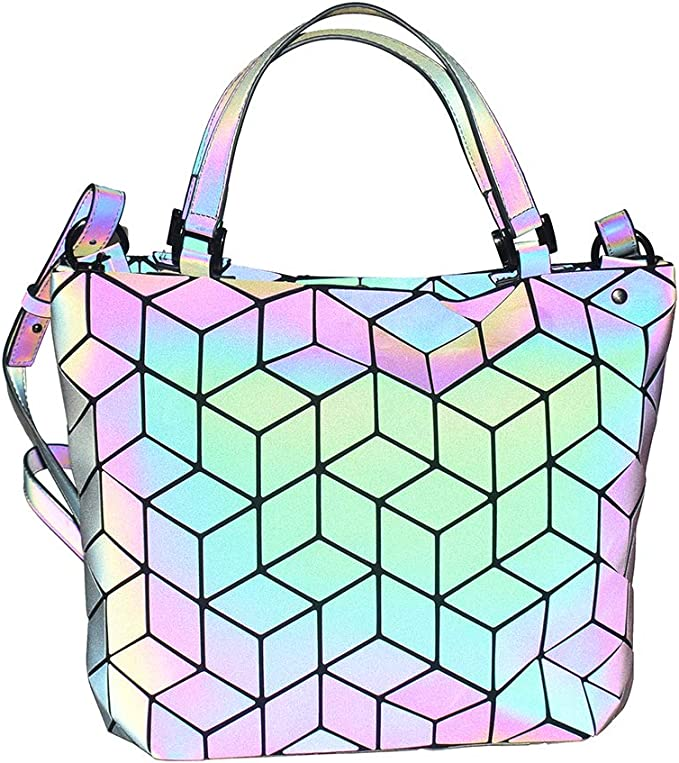 Reflective Holographic Geometric Purse