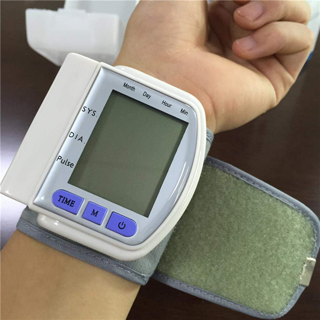 Legros8 Durable Automatic LCD Digital Display Wrist Blood Pressure Monitor by Legros8 (Image #3)
