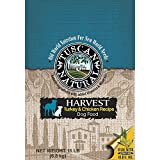 Tuscan Natural Harvest Turkey Dry Dog Food 15lb
