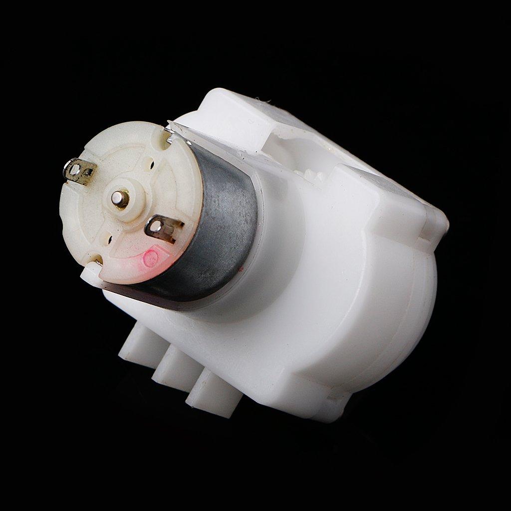 Qiulip DC 5 V Bomba de engranaje Bomba de aceite Motor autocebante Mini Bomba de agua con 1 m tubo de agua