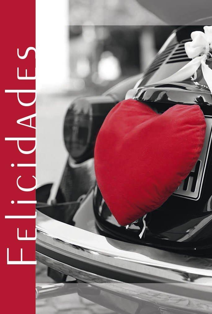 11 x 16 cm Grupo Erik Editores TF01012 Tarjeta de felicitaci/ón dise/ño Feliz Cumplea/ños