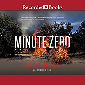 Minute Zero Audiobook