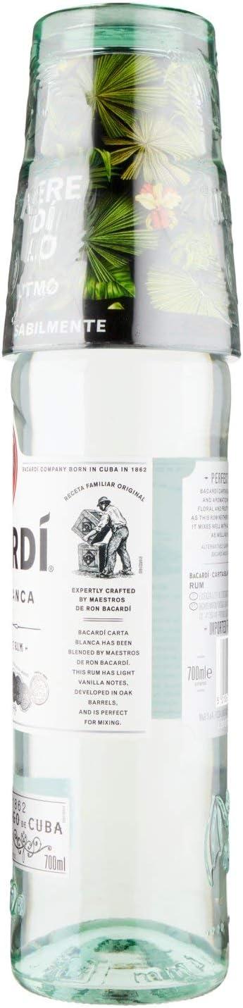 Bacardi Rum Carta Blanca 70 Cl