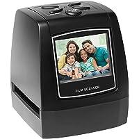 Daseey Scanner de Filme Negativo Protable 35mm 135mm Slide Film Conversor Foto Visualizador de Imagem Digital com 512 MB…
