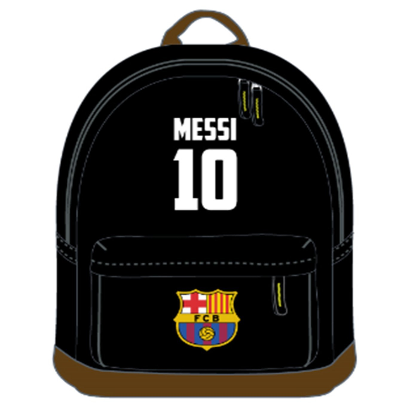 Amazon.com : LIONEL MESSI FC BARCELONA BACK PACK OFFICIALLY LICENSED : Sports & Outdoors