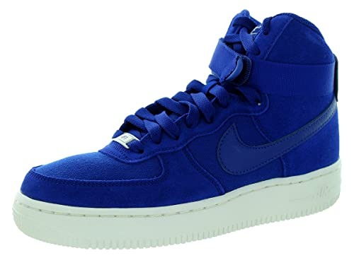 4685d8d6ba Nike Air Force 1 High (GS) Junior Trainer: Amazon.co.uk: Shoes & Bags