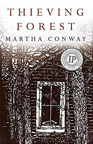 book cover of Thieving Forest