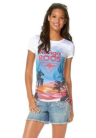 Ihre Neue KangaROOS Damen Bekleidung T Shirts Finden