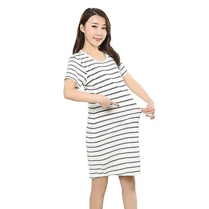 f1a5831ad71 Amazon.com - Women Pregnant Mini Dress