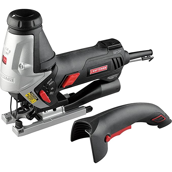 Amazon.com: Craftsman 2 en 1 mango 6.0 Amp/VS Orbital ...