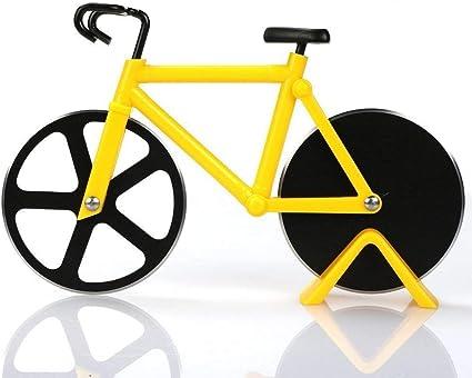 Compra WeiX Bicicleta Cuchillo para Pizza Cuchillo para Pizza ...