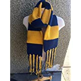 Handmade Hogwarts House Scarf Ravenclaw Book Colors Early Years