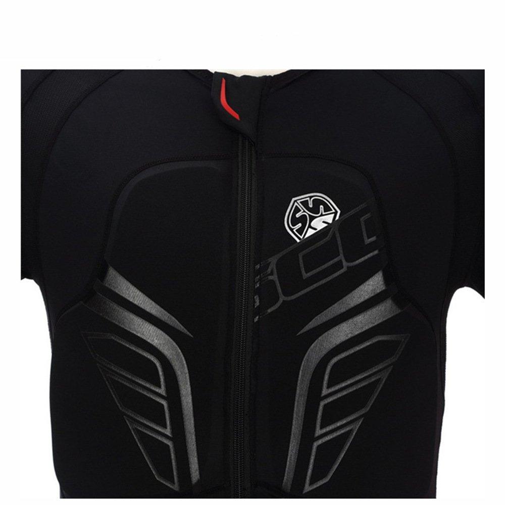 Scoyco AM03 Men's Motorcycle Motocross Racing Protective Gear Jacket Armor (L) by SCOYCO (Image #3)