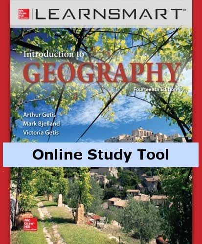 Amazon learnsmart for getis introduction to geography courses learnsmart for getis introduction to geography 6 months online access fandeluxe Images