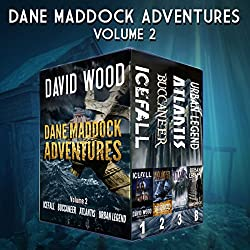 The Dane Maddock Adventures: Volume 2