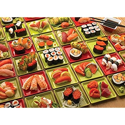 Cobble Hill 57176 Sushi Sushi Sushi Small Box Puzzle 1000 Pezzi