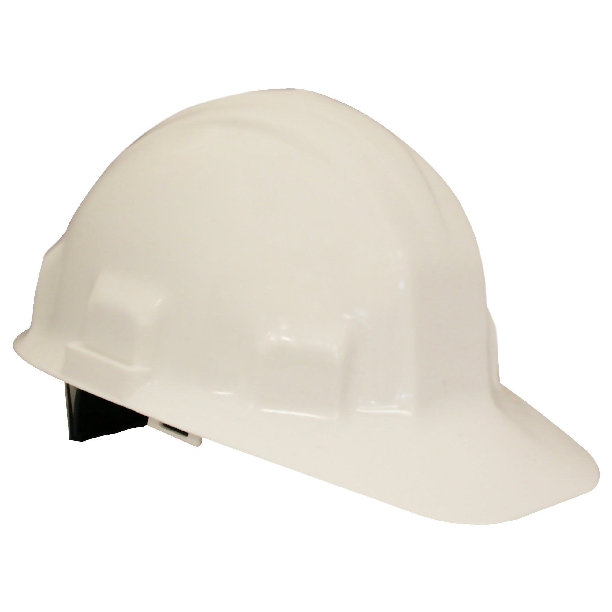 Jackson Safety Sentry III Hard Hat (14409), 6-Point Ratchet Suspension, Low Profile Safety Cap, White, 12 / Case