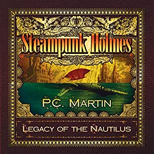Steampunk Holmes Audiobook