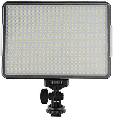 300 Luces LED para cámara fotográfica, lámpara de vídeo para ...