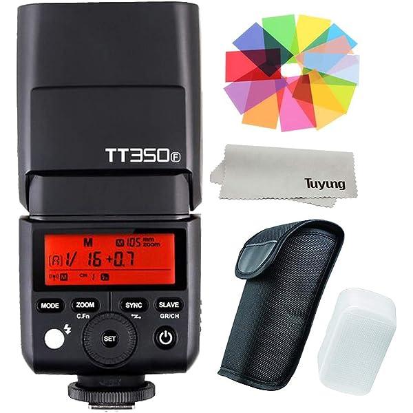 Godox TT600 2.4G Camera Flash Speedlite X1T-F Trigger For Fuji X-T20 T10 A5 T200