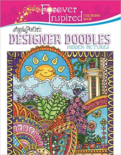 New Coloring Book : New coloring books out! angela porter illustrator