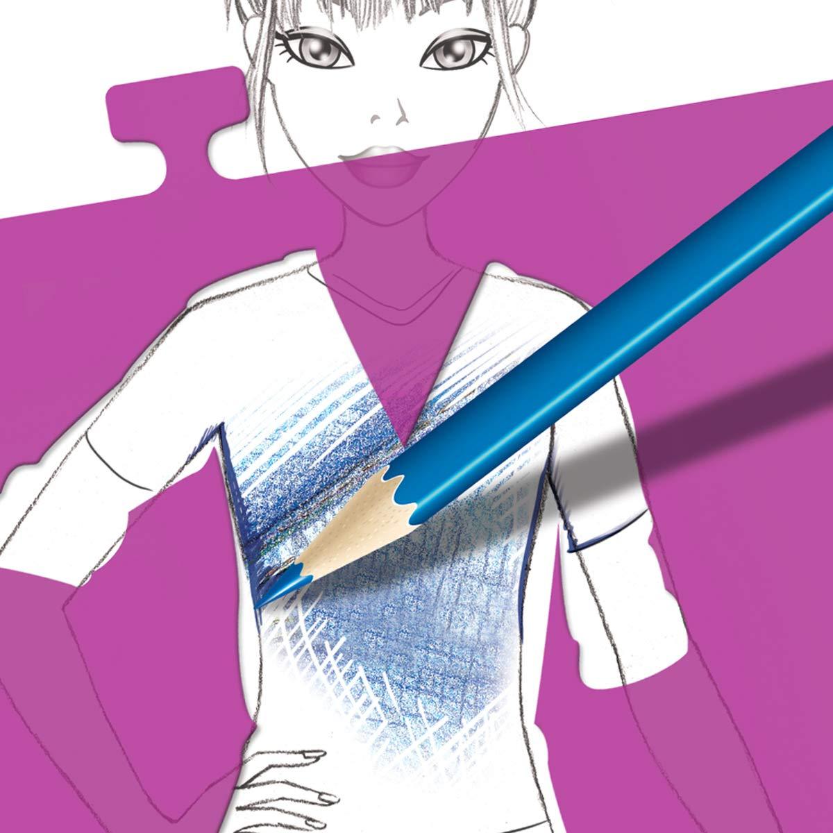 Denim Collection Sketchbook PURE /& CO LTD SMU-1466 Style Me Up