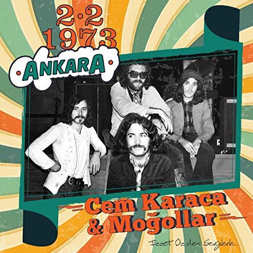 2.2.1973 Ankara (Cem Karaca Vinyl)