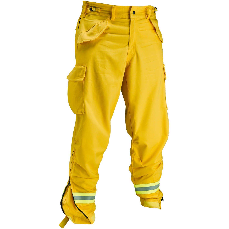 FireLine 9 oz. Ultra Soft Cotton Overpants with Reflective Trim (Large 35''-38'' Waist)