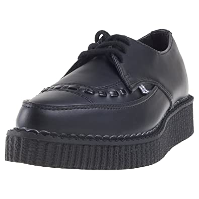 08fa5932199 T.U.K. Shoes A9323 Unisex-Adult Creepers