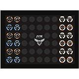 Harley-Davidson 115th Anniversary Collector's Poker Chip Frame, Black 6966
