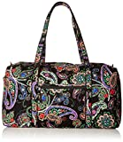 Women's Large Duffel, Signature Cotton, Kiev Paisley
