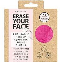 Erase Your Face Eco Vriendschappelijke Opnieuw te gebruiken Make-up Verwijderen Doeken in Nieuwe 100% Plastic Vrije…