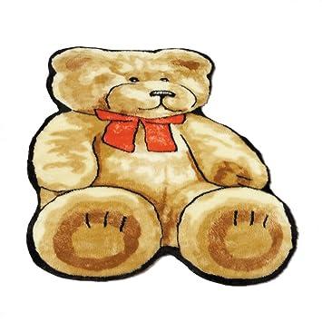 Kids Teddy Bear Rug (2x4 (27u0026quot; ...