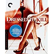 Dressed to Kill Criterion Collection