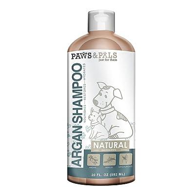 Dog Argan Shampoo-Conditioner