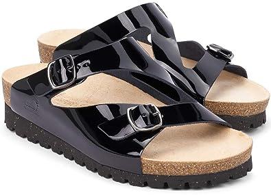 f704b27728 Amazon.com | Mephisto Mobils Tasha Women Sandal Black | Shoes