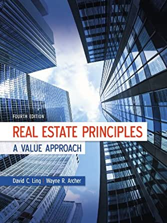 Real estate principles a value approach 4th for Mcgraw hill real estate