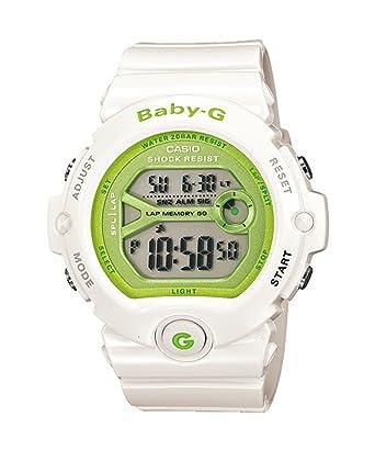 2a5a96f6e359a6 CASIO カシオ Baby-G ベビーG レディース 腕時計 デジタル BG-6903-7DR ライム