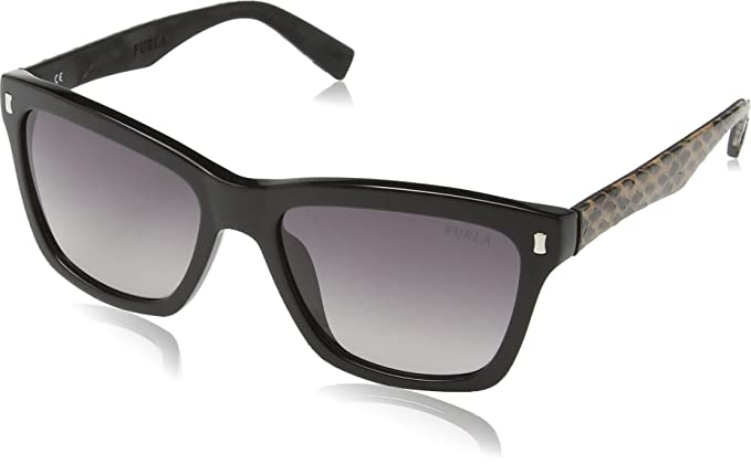 Furla Damen SU4835 Candy Wayfarer Sonnenbrille kAbmEcX8P