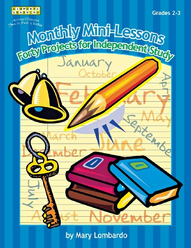 Pdf Social Sciences Monthly Mini-Lessons: Forty Projects for Independent Study, Grades 2-3