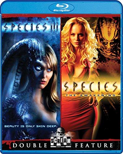 Species III / Species: The Awakening [Blu-ray]