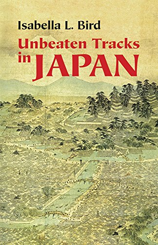 Book cover for Unbeaten Tracks in Japan