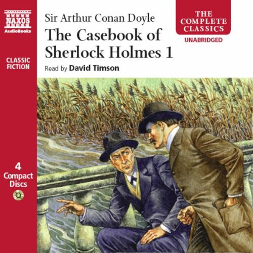 The Casebook of  Sherlock Holmes Volume I (Complete Classics) pdf