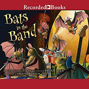 Bats in the Band Audiobook