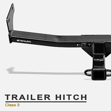 Amazon Com Stehlen 733469488507 Class 3 Trailer Hitch 2 Receiver