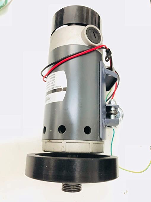 Smooth 2.6HP DC Drive Motor GMD105-1 Works 5.45 Cinta de Correr ...