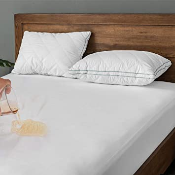 Waterproof Twin Xl Mattress Protector Bed Cover Soft Hypoallergenic