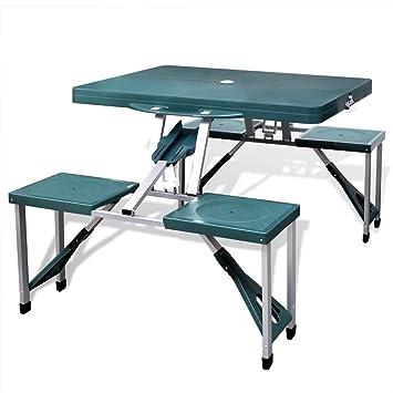Furnituredeals table car pique Table pliante de camping y8vmwPnNO0