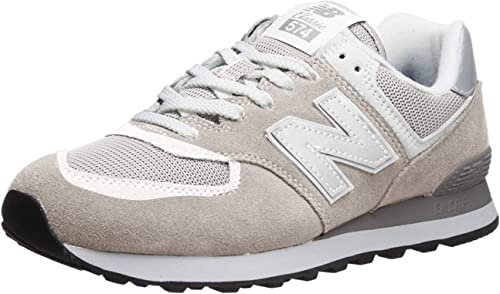 Amazon.com: New Balance Hombre 574 ML574EGW (Gris/Nimbus ...